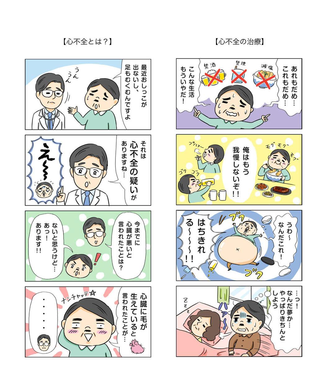 医療漫画(2015)
