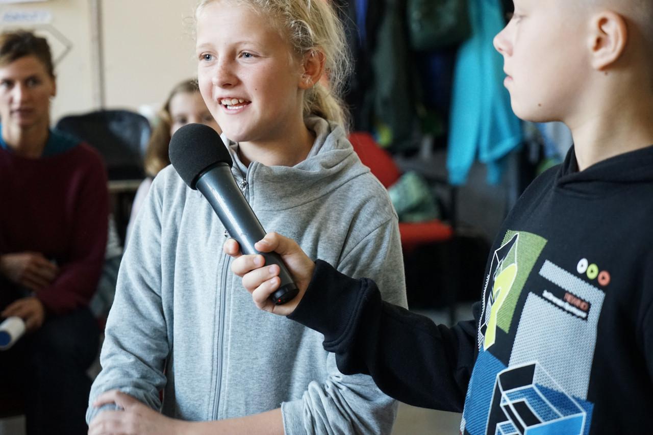 Produktionsworkshop Schwedt 2015. Foto: Antje Materna