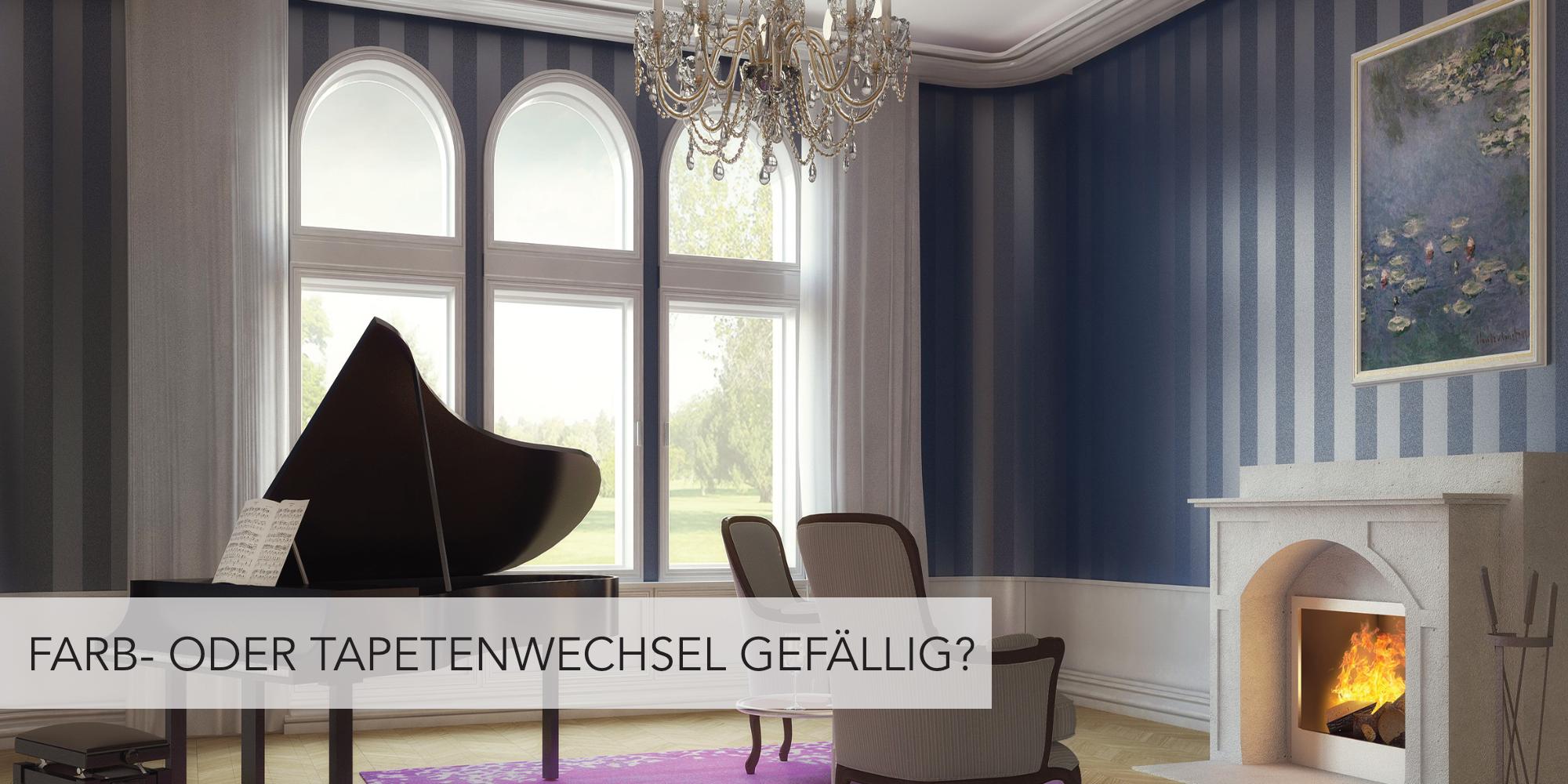 Trendwelten - die STO KOLLEKTION - Malerei Wagner Persenbeug
