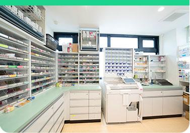 薬局の画像