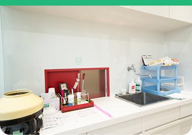 検査室の画像