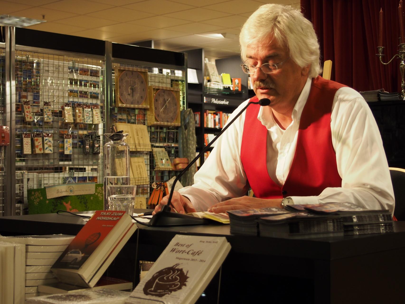 Lesung in der Mayerschen, Dortmund