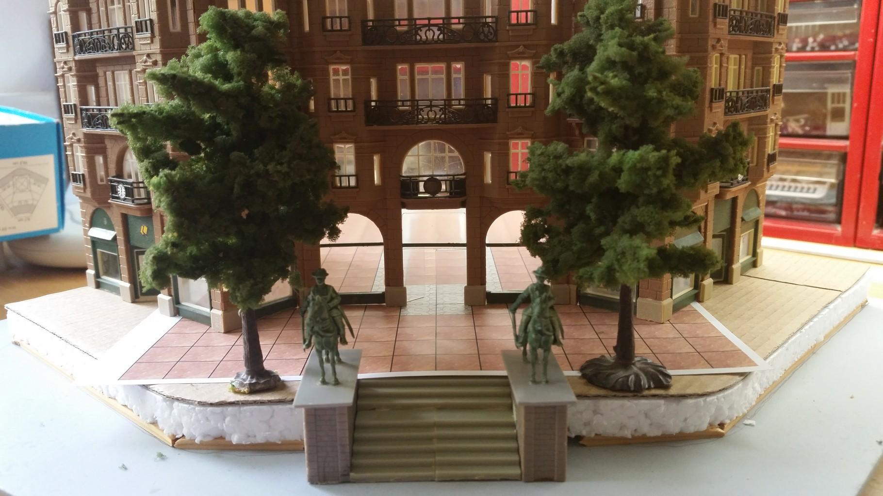 Auswahl der passenden Bäume