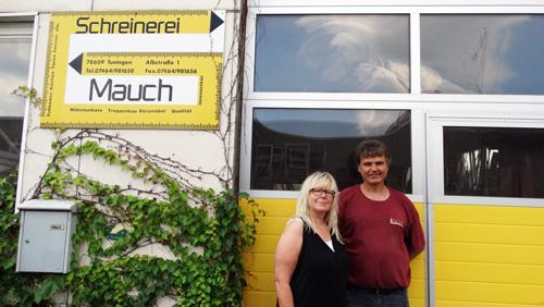 Margit und Gerd Mauch