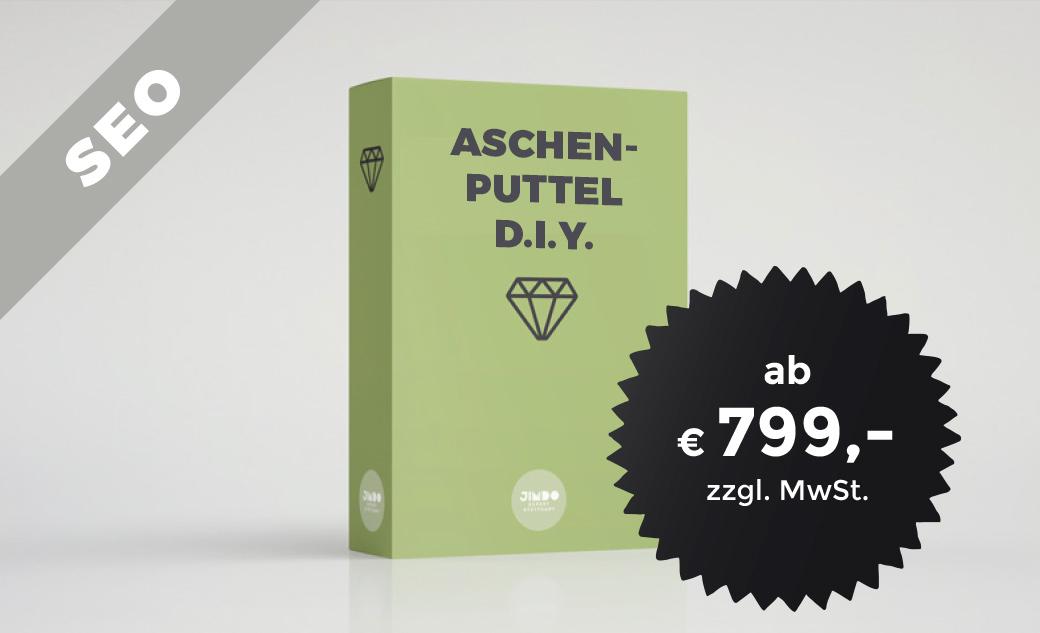 SEO Paket Aschenputtel D.I.Y.