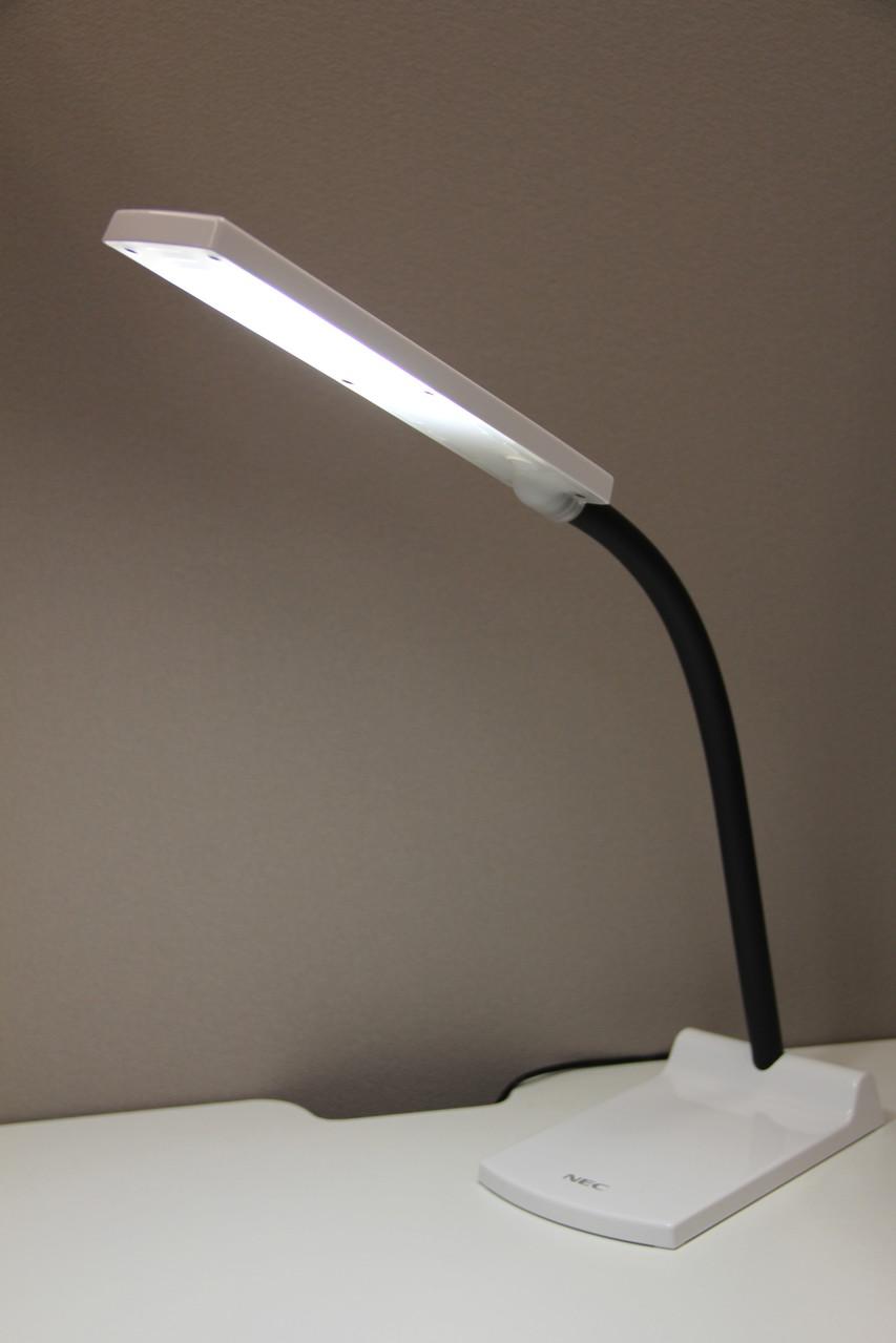 LEDデスクライト(NEC製)