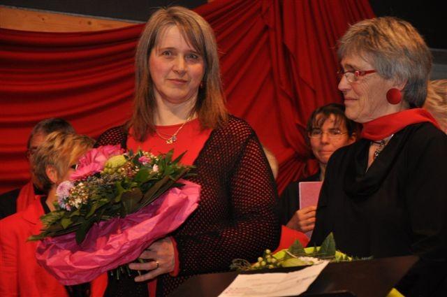 Bravo und vielen Dank an Andrea und Karin