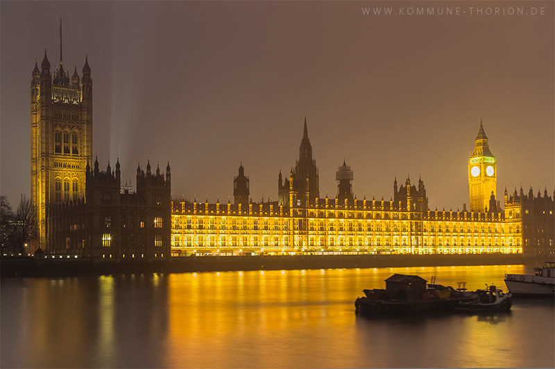 House of Parliament mit Big Ben