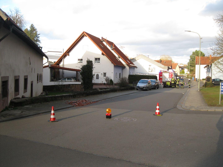 Hauptstraße in Sembach