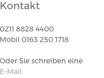 Oliver Strauss Unternehmensberatung Kontakt