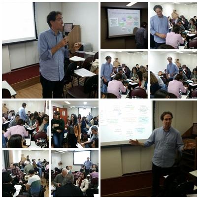 Workshop 19 Agosto A Revolução dos Paradigmas presso il Crie - Centro de Referência em Inteligência Empresarial a Rio De Janeiro