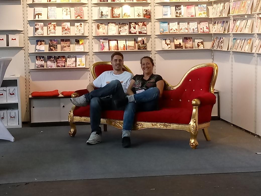 Elke Becker und Ralf Wolfstädter