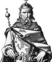 Uther Pendragon.