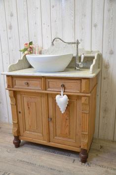 Vintage Waschtische - funktionstüchtig aufgearbeitet - Land & Liebe ...