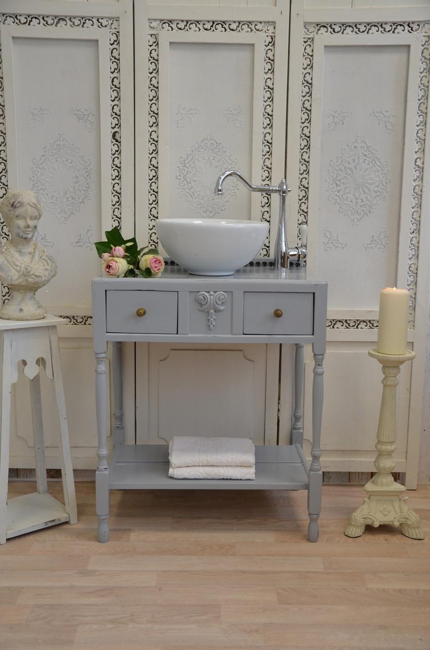 waschtisch landhaus land liebe badm bel landhaus. Black Bedroom Furniture Sets. Home Design Ideas