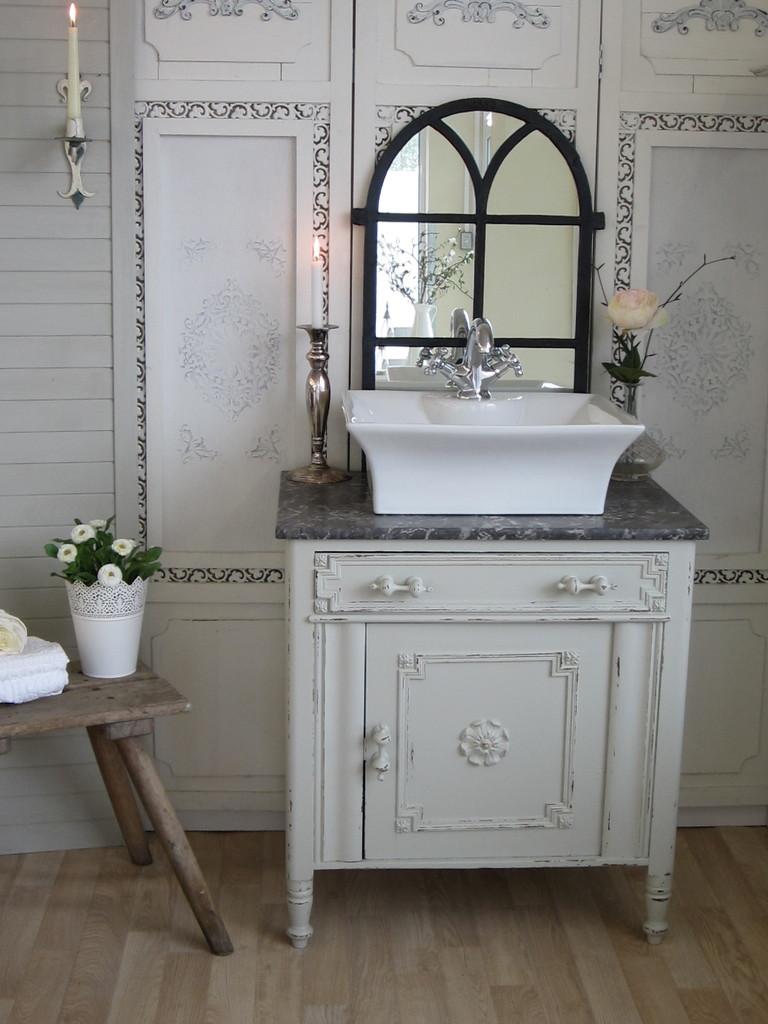 waschtisch antik marmorplatte. Black Bedroom Furniture Sets. Home Design Ideas