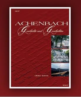 Buch Achenbach Geschichte und Geschichten von Dieter Solms
