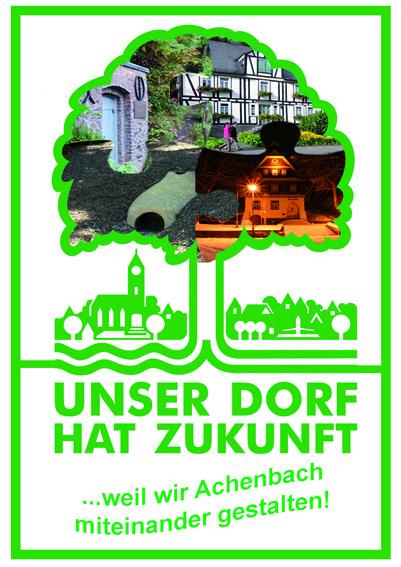 Logo von unser Dorf hat Zukunft Achenbach