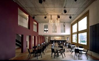 Romanfabrik in Frankfurt