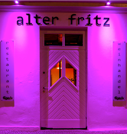 Restarant Alter Fritz in Berlin