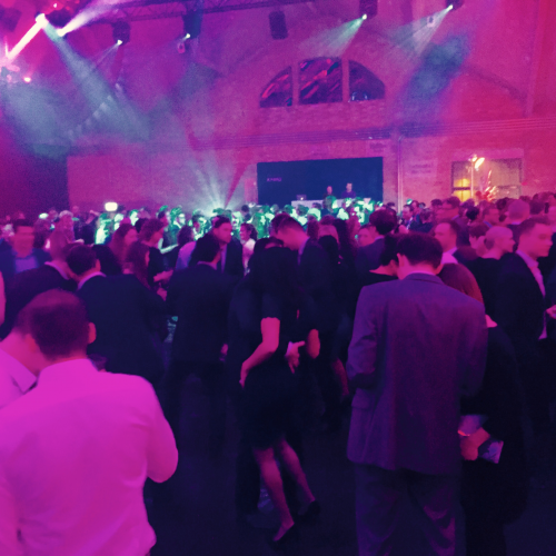 1200 Gäste @KPMG Berlin...