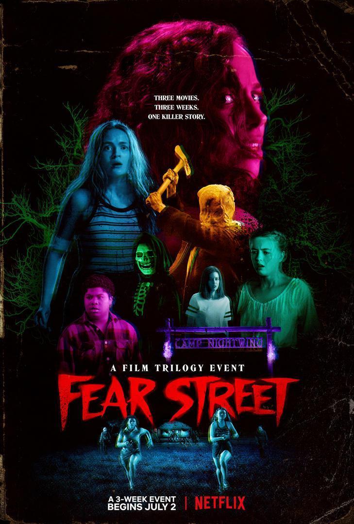Fear street trilogía