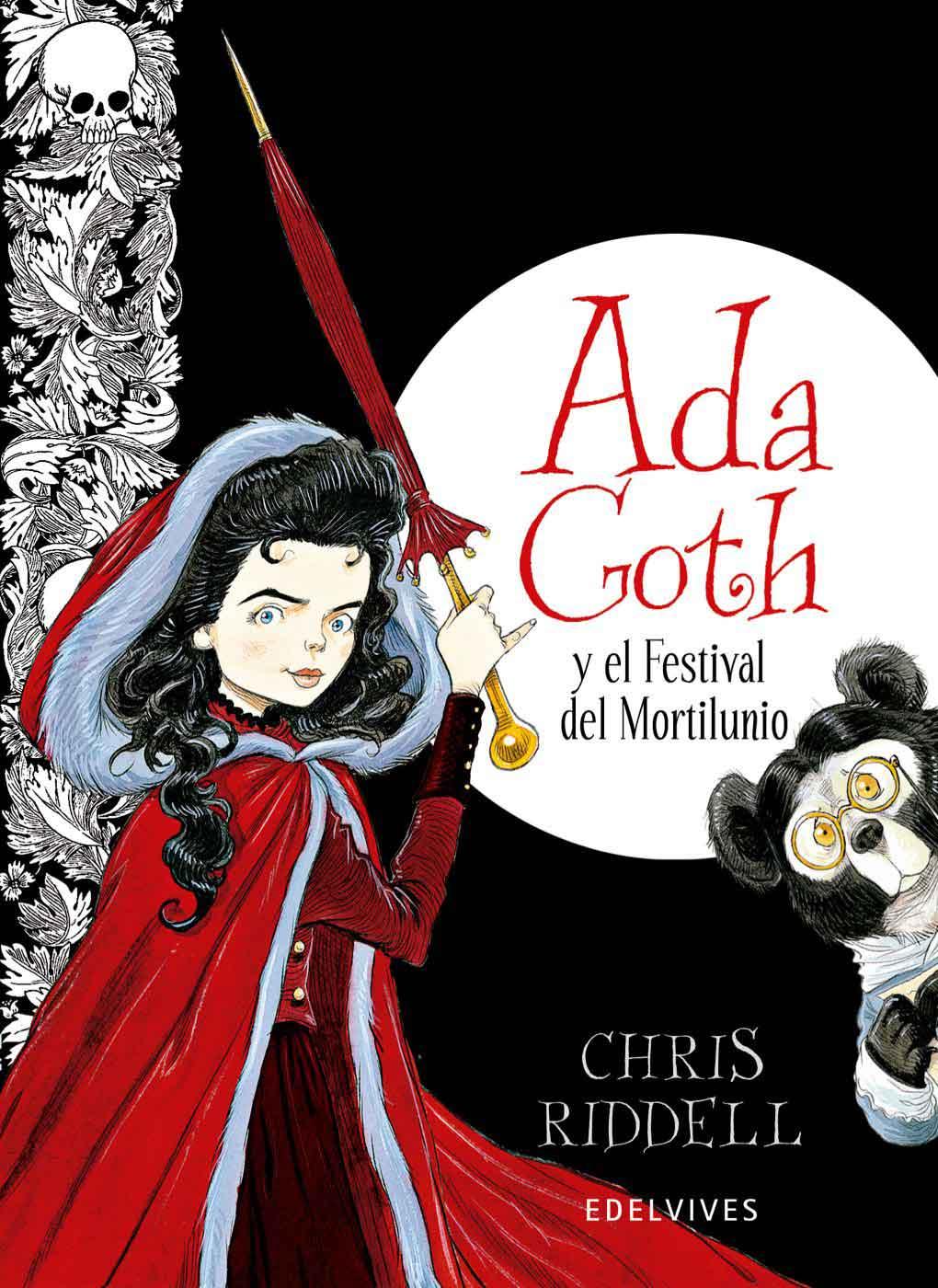 Ada Goth y el festival del mortilunio