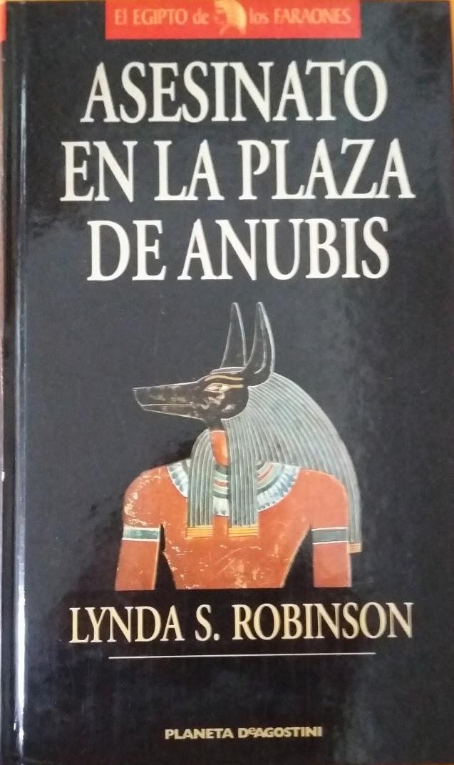 Asesinato en la plaza de Anubis