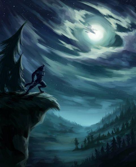 Monstruos en la noche