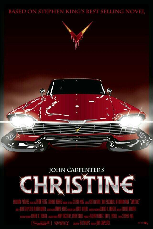 Christine diferencias entre libro y película