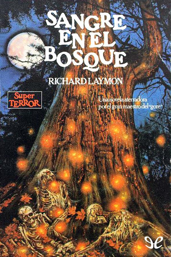 Sangre en el bosque