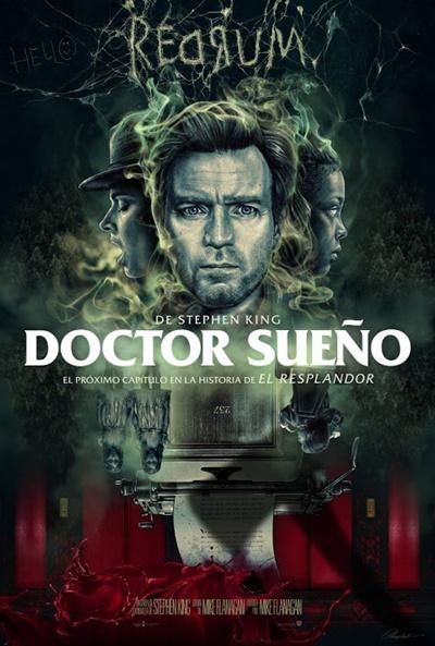 El resplandor/ Doctor sueño diferencias libro y película