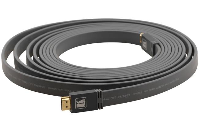 Kramer Flachband HDMI Kabel