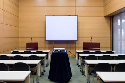 hörsaal beamer vorlesung düsseldorf freund uni projektor