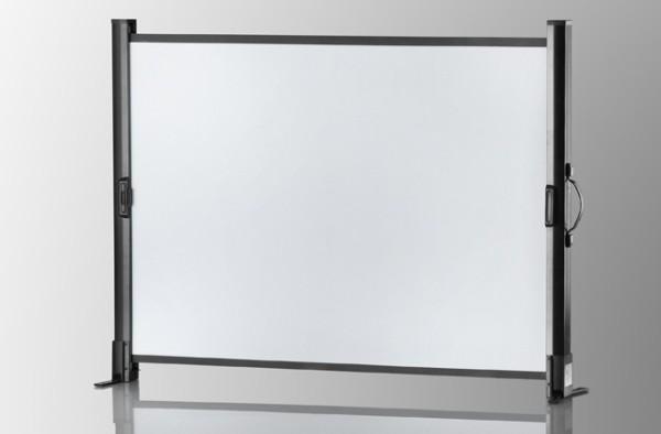 Tischleinwand Mobil Professional - äußerst kompakte Projektionsfläche für den Einsatz unterwegs - Celexon