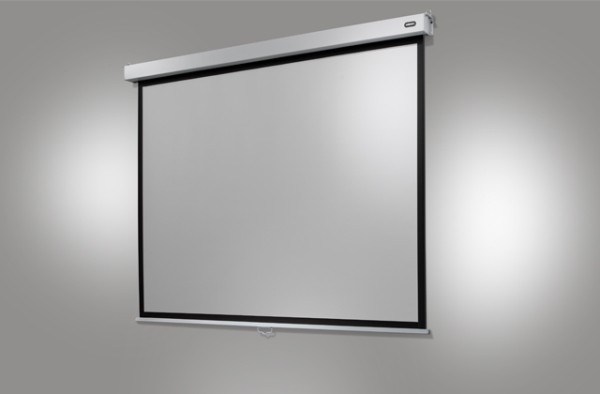 Rollo Professional Plus - Rolloprojektionswand für den Einsatz in Tagungs- und Konferenzräumen - Celexon
