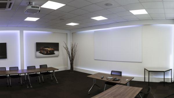 Referenzprojekt Konferenzraum
