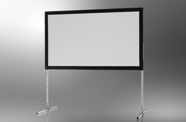 Mobil Expert - extrem robuste faltbare Leinwand für Rückprojektion - Celexon