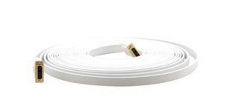 Kramer Flachband DVI Kabel