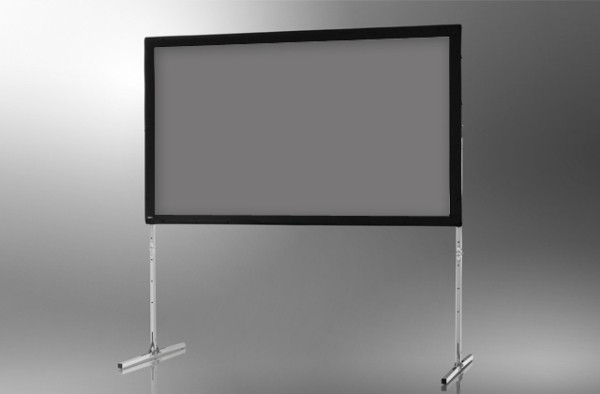 Mobil Expert Rückprojektion - extrem robuste faltbare Bildwand - Celexon