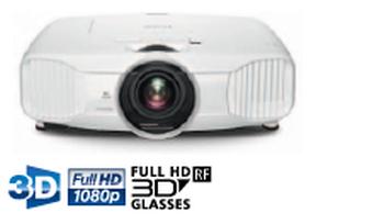 Epson TW7200 FullHD 2D 3D Heimkinobeamer