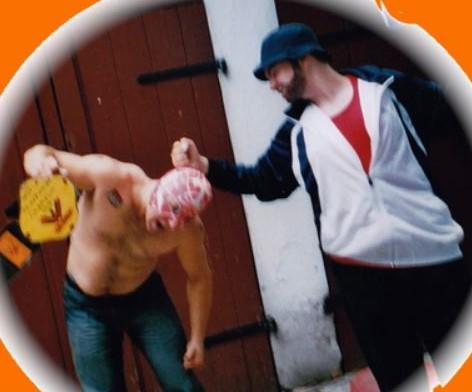 """""""Fäuste und Bananas"""" (2006)"""