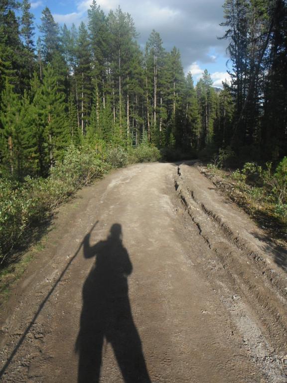..en chemin vers la ou meme les ombres succombent a la lumiere!