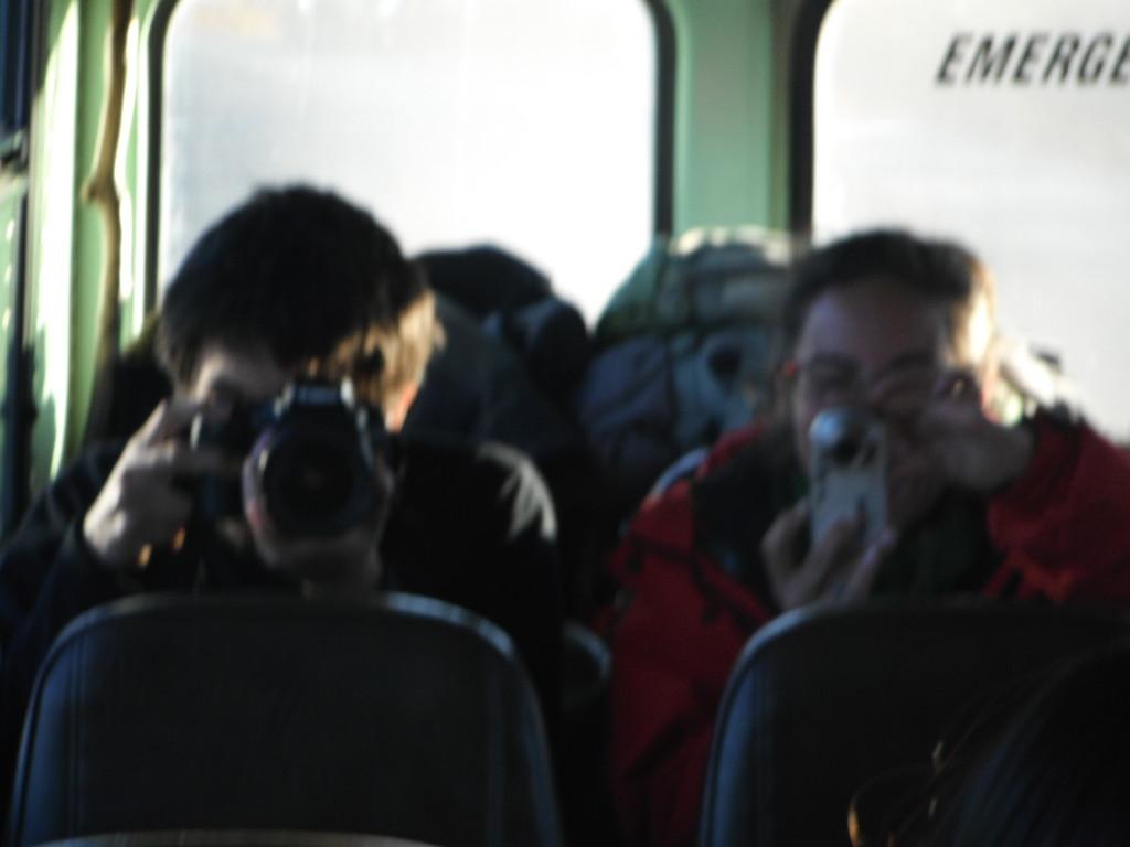 Des paparazzis