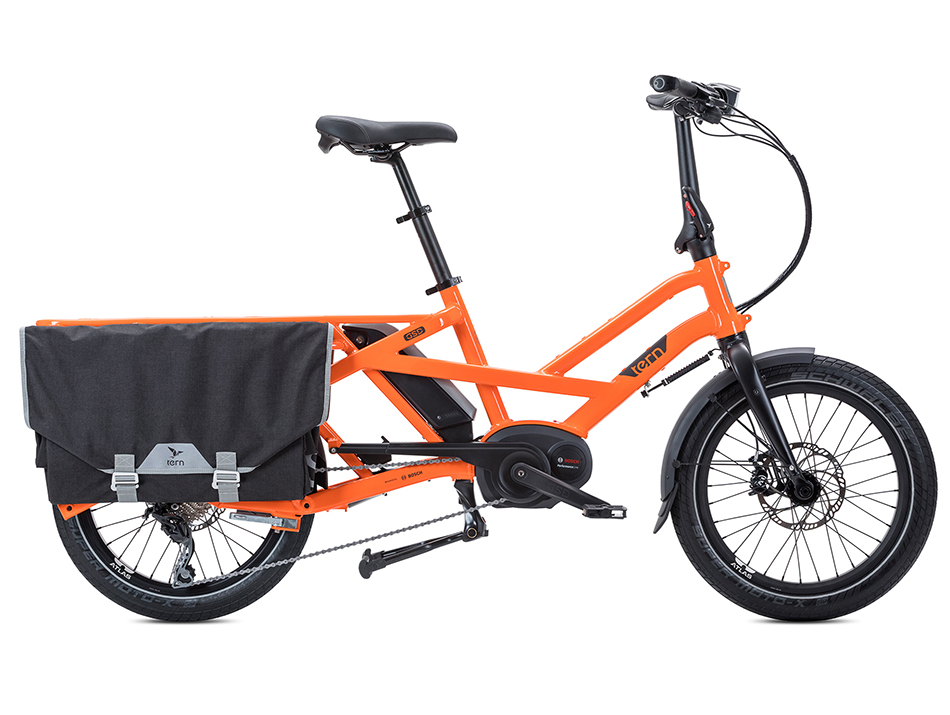 "2020 Tern GSD S10 20"" Orange"