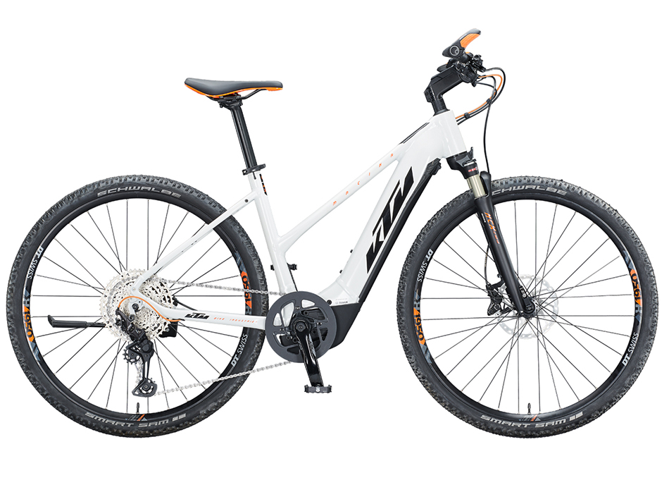 "2021 KTM Macina Cross 610 28"" Lady"