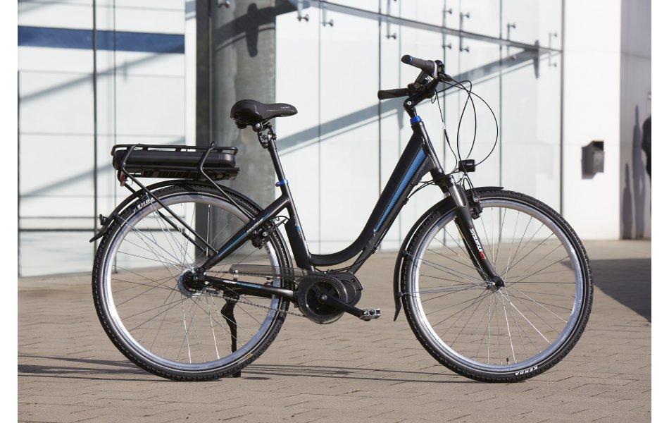 Електрически велосипеди Fisher 2017