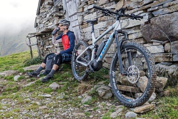 електрическо колело, капли, електрически велосипед