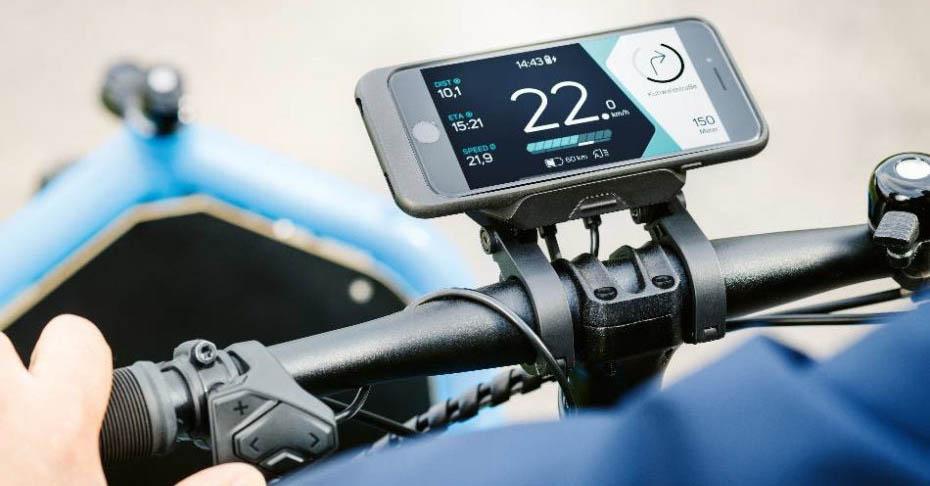 Bosch добавят нови функции на дисплеите за електрически велосипеди Nyon, KioX и COBI