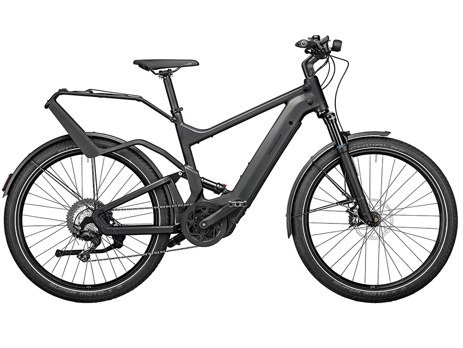 "2020 Riese & Muller Delite GT Touring 27.5"" Grey"